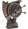 Bronzová soška RTY2236