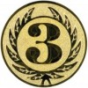 kovový emblém 25 mm