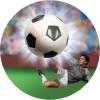 emblém barevný fotbal